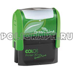 COLOP Printer 30 Green Line 47х18мм