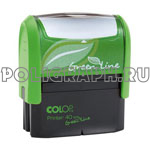 COLOP Printer 40 Green Line 59х23мм